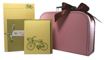 Bicyclesuitcase