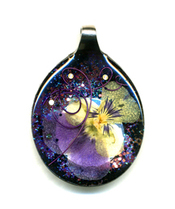 Hayley pendant from SpoonFed Art :  art jewelry handmade fashion