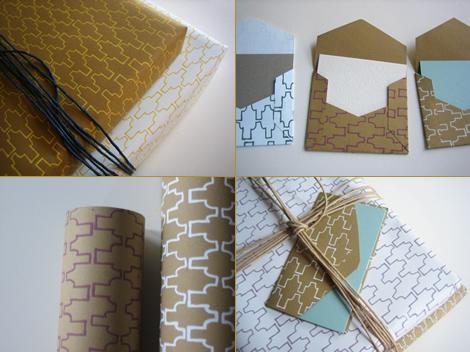 Rifferaff gift wrap!Miss Modish- Mojo Maker