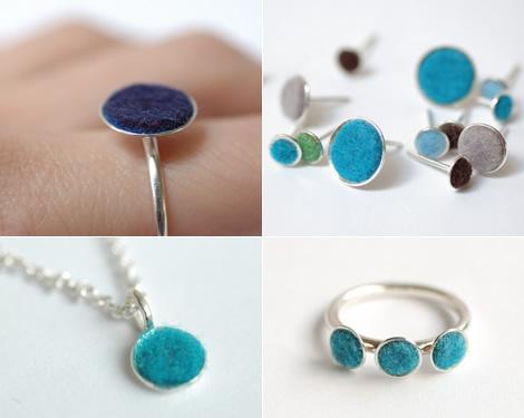 Feltjewelry
