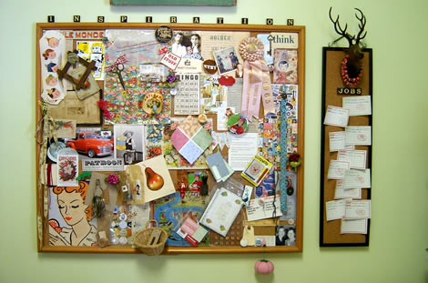 Cork Boards Are The Essence Of Every Dorm Room. Idea